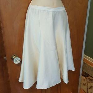 Flowing Silk Skirt | BR